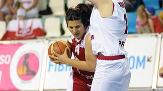 Tugce Murat (Turkey)
