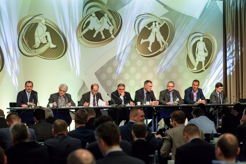 Stakeholders meet in Munich, Germany on 8 February to continue the ongoing discussions regarding the launch of the Basketball Champions League