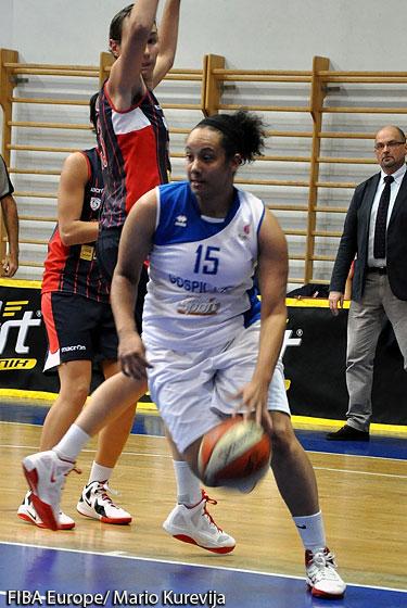 15. Kalisha Keane (Gospic CO)