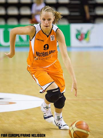Sharon Beld (Netherlands)