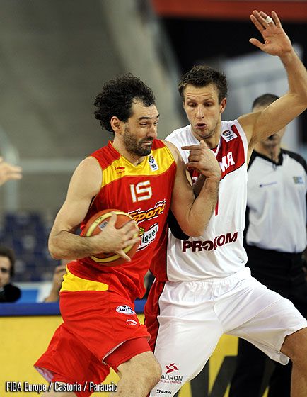 15. Jorge Garbajosa (Spain)