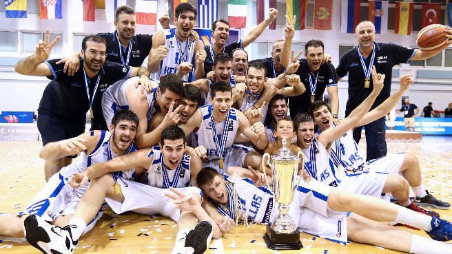 Greece Emerge Champions After Nailbiter