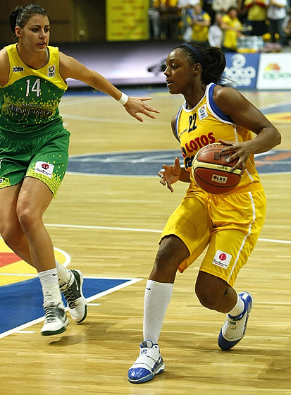 22. Monica Wright (Lotos Gdynia)