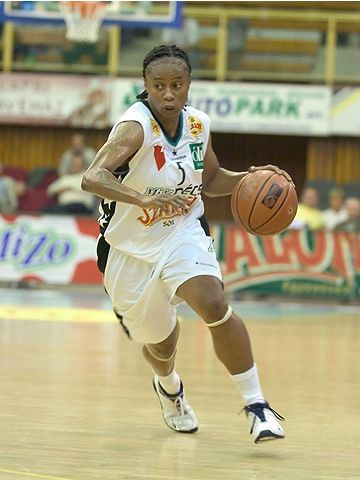 Vickie Johnson (MiZo-Pécs)