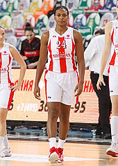 24. Asjha Jones (Sparta&K MR Vidnoje)