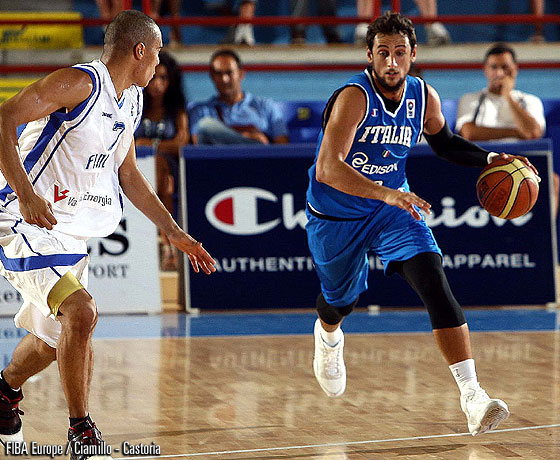 22. Marco Belinelli (Italy)