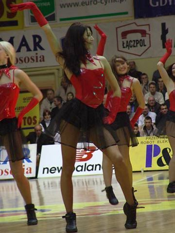 Cheerleaders (LOTOS VBW CLIMA GDYNIA)
