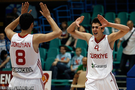 4. Kenan Sipahi (Turkey), 8. Ugur Dokuyan (Turkey)