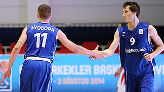 9. David Skranc (Czech Republic), 11. Matej Svoboda (Czech Republic)