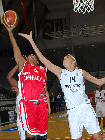 4. Dominique Canty (Wisla Can-Pack)