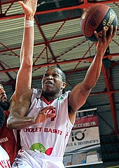 24. Torey  Thomas (Cholet Basket)