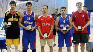 2015 All-Tournament Team