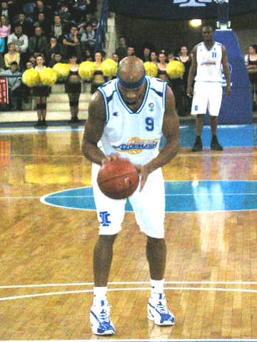 Rashawn Weathers (Azovmash Mariupol)