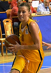 8. Slavica Dimovska (F.Y.R. of Macedonia)
