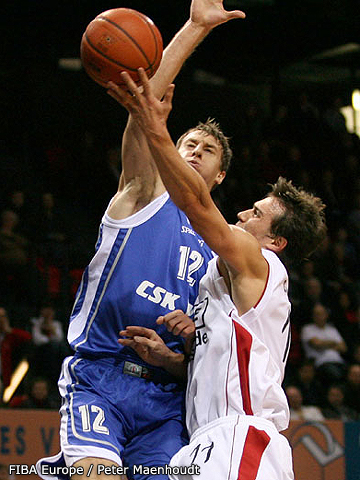 Ivan Paunic (Base Oostende)
