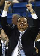 Besiktas Milangaz Head Coach Ergin Ataman
