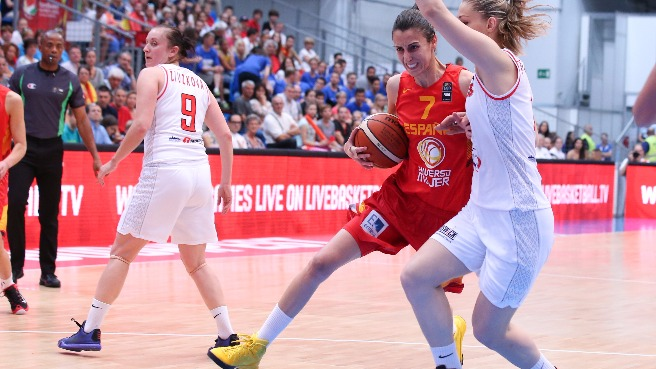 Spain Beat Belarus To Bronze Medal