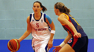 Sally Kaznica (Great Britain)