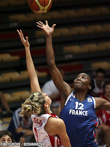 Laetitia Kamba (France)