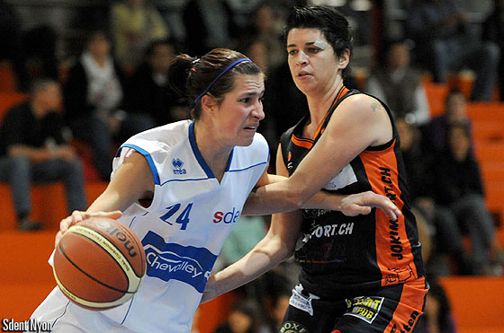 24. Sabrina Dealbi (Nyon Basket)