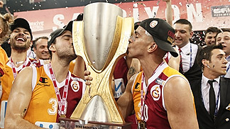 Galatasaray Turkish Champions