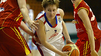 Michaela Stará (Czech Republic)