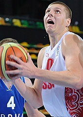 10. Dmitry Korshakov (Russia)