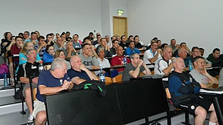 Participants in the 2013 Ireland National Referees Conference