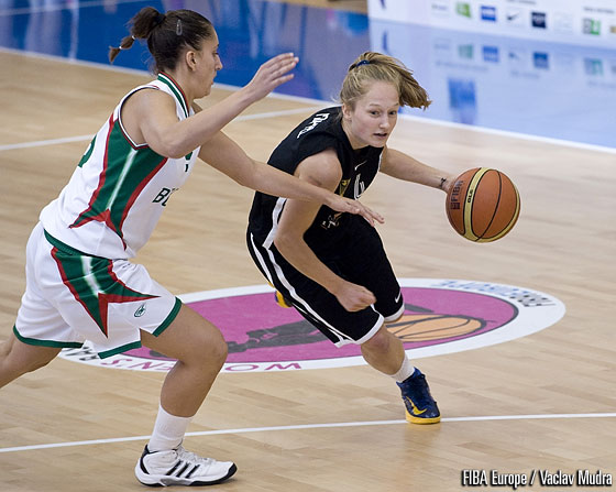 4. Nicola Happel (Germany)