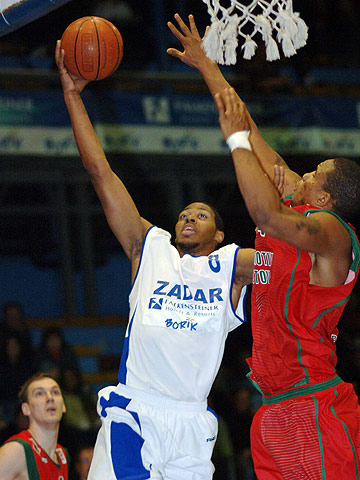 Julius Johnson (BC Zadar)