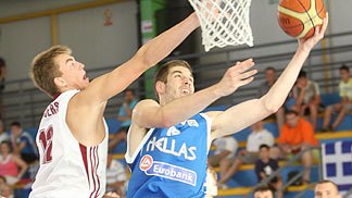 15. Zisis Sarikopoulos (Greece)