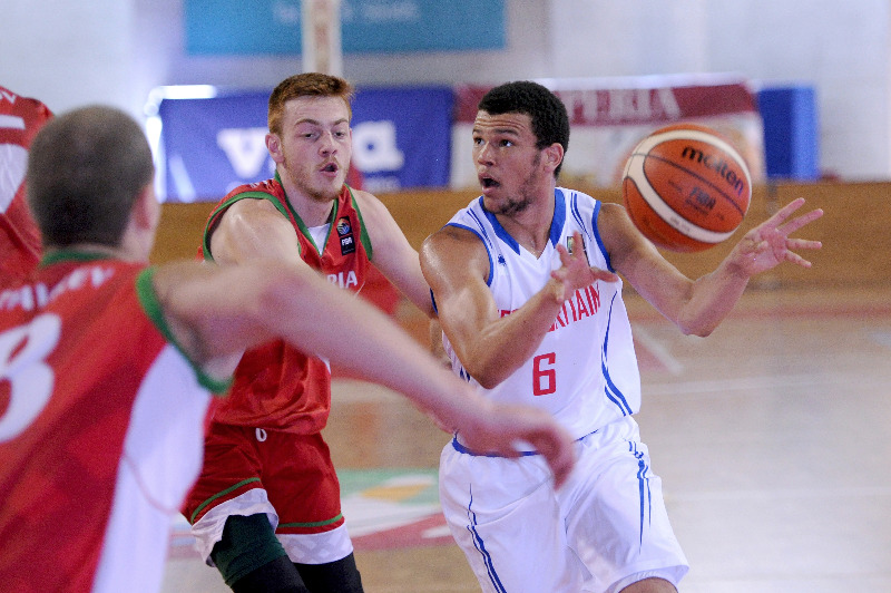 6. Luke Nelson (Great Britain)