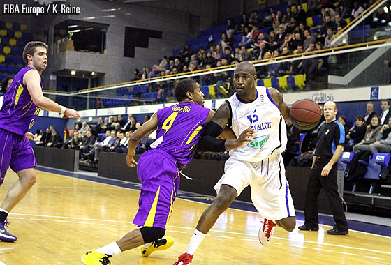 15. Jawad Williams (Paris Levallois)