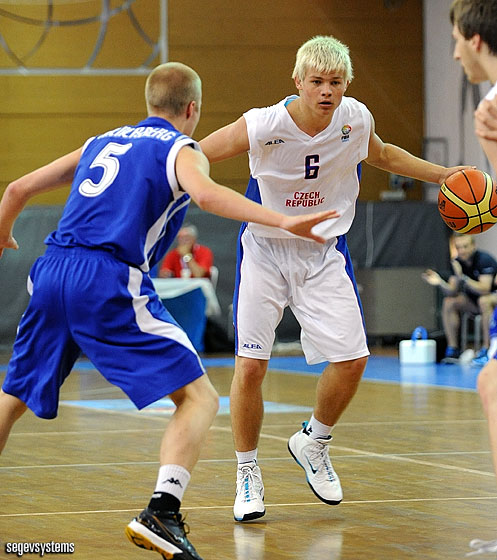 6. Michal Sotnar (Czech Republic)