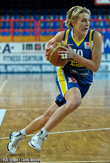 10. Hana Horakova (Good Angels Kosice)