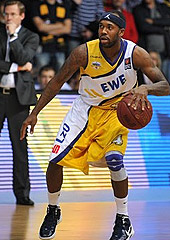 Robert Brown - EWE Baskets Oldenburg
