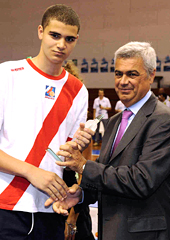 Fair-Play Award - Aaron Falzon (Malta)