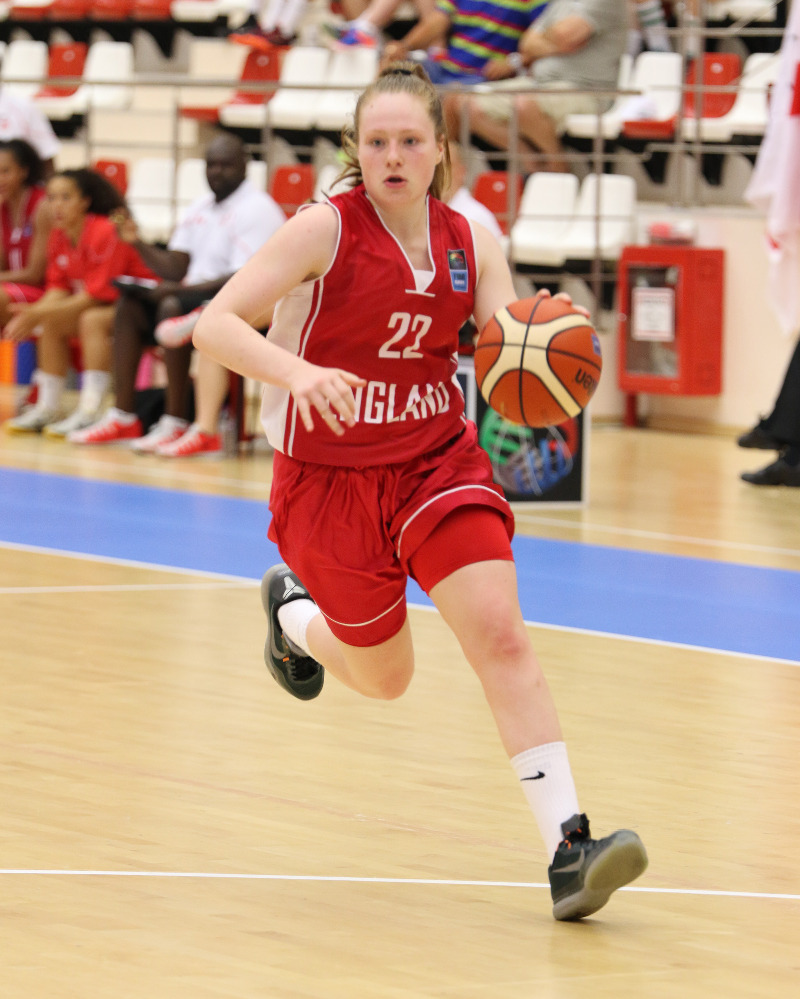 22. Georgina Barrie Brierly (England)