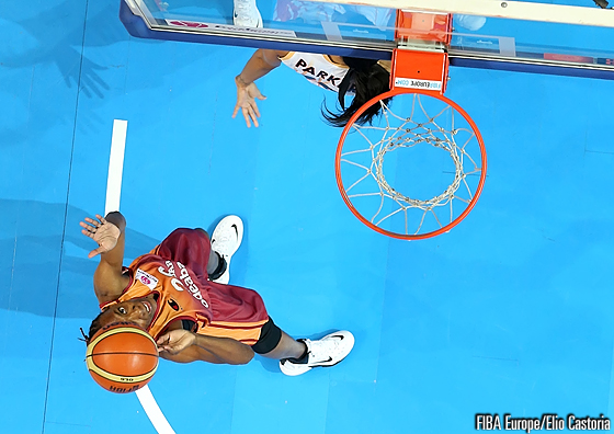 Sancho Lyttle (Galatasaray odeabank)