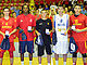 All-Tournament Team: Ognjen Carapic (MNE), Carl Wheatle (ENG), Nenad Dimitrijevikj (MKD), Yovel Zoosman (ISR), Milos Popovic (MNE)