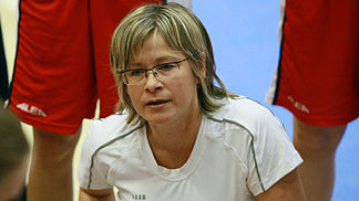 Romana Ptackova - Head Coach Czech Republic