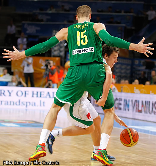 Goran Dragic (Slovenia)