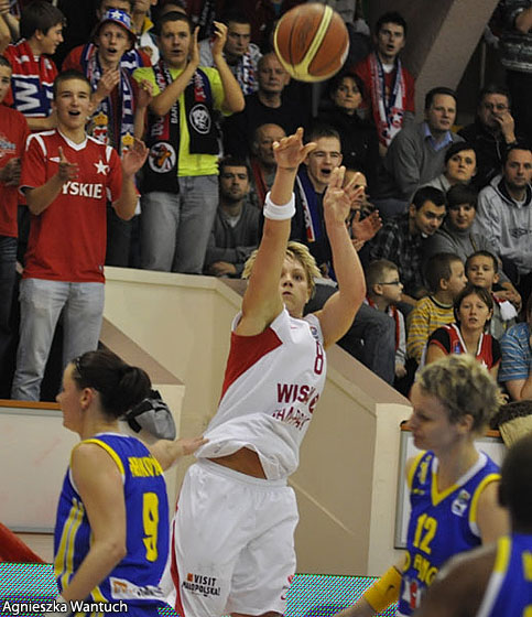 8. Erin Phillips (Wisla Can-Pack)