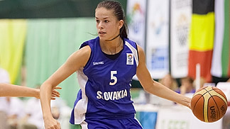 5. Veronika Remenarova (Slovak Republic)