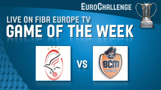 Game of the Week: Szolnoki Olaj vs. Gravelines-Dunkerque