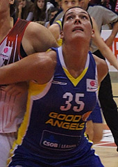 35. Erin Lawless (Good Angels Kosice)