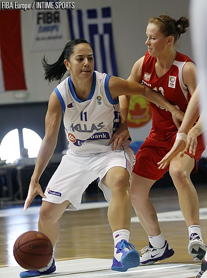 11. Iouliti Lymoura (Greece)