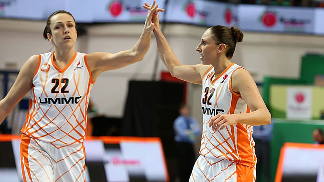 Roundup: UMMC And TTT Riga Triumph