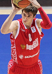 8. Aleksey Shved (Russia)