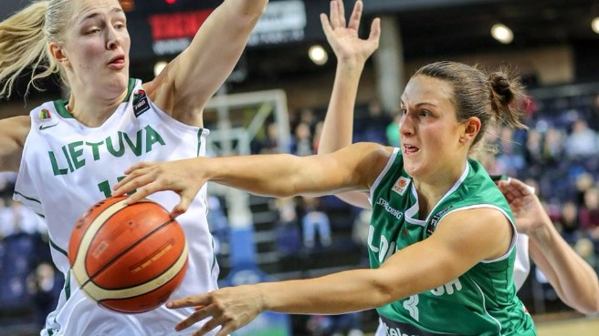 Slovenia Storm To Victory Over Lithuania For First Win